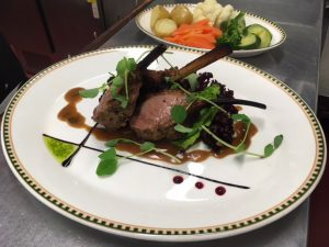 Lamb Rack of