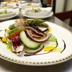 Asparagus in Pancetta