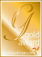 Isle of man Gold Award Accommodation