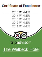 Isle of Man TripAdvisor Certificate of Excellence